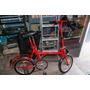 Bicicleta Plegable Italiana Di Blasi Ventiquattrore