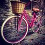 Bicicleta Vintage De Dama - Paseo - Retro Urbana Rod 26