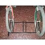 Bicicletero Para 4 Bicicletas. Para Apoyar En El Piso