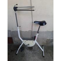 Bicicleta Fija Con Remo Faga