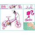 Bicicleta Rodado 12 Barbie Minnie Disney Nena