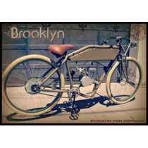 Bicimoto Chopper King Nuevo Modelo Brooklyn