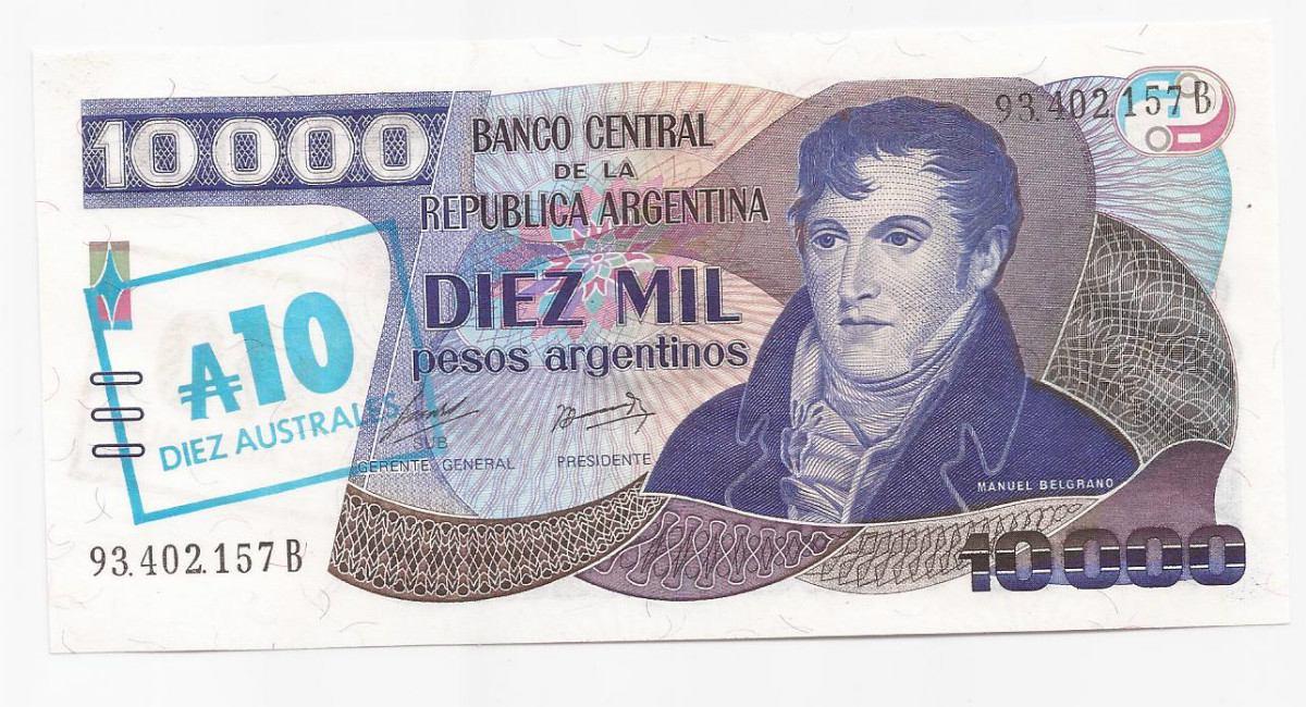 Emisión sin control !!! Se imprimen pesos en cuatro plantas