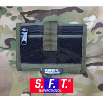 Billetera Multiproposito Verde Oliva De Semper Fi Tactical®.