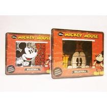 Billetera De Papel Mickey Diseño Original Ecologica
