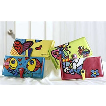 Romero Britto Billeteras Large