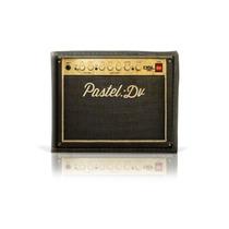 Billetera De Cuero Vintage Amplificador