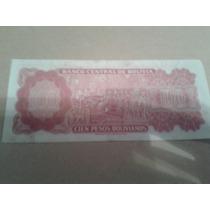 Billete 100 Pesos Bolivianos - Bolivia - Año 1962