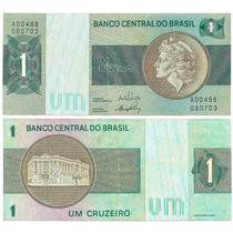 B D M / Brasil / 1 Cruzeiro / 1970-72 / P#191a