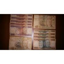 Billetes De Brasil Antiguos - Cruzeiros Y Cruzados