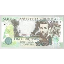 Colombia 5000 Pesos 2013