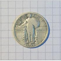 Estados Unidos ¼ Dólar Plata 1928