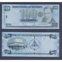 Nicaragua 100 Cordobas 1999 Pick Nº 199 Sin Circular
