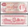 Billete Guyana 1 Dolar 1989