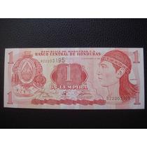 Honduras - Billete De 1 Lempira, Año 1996 - Sin Circular