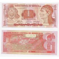 Honduras, Billete De 1 Lempira Del Año 2010 - Pick#89b - Sc
