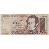 Venezuela 10000 Bolivares P92 2001