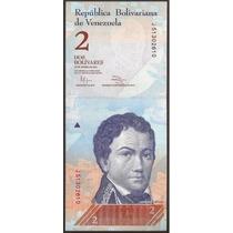 Venezuela - Billete De 2 Bolivares