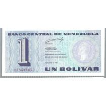 Venezuela 1 Bolivar 1989