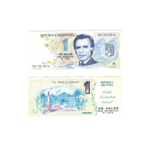 Billete Menem - Original - Sin Circular