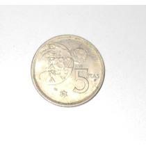 Moneda España 5 Pesetas 1980 (81)