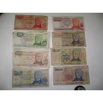 Billetes Antiguos Pesos Nacionales