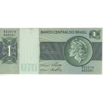 Billete 1 Cruzeiro