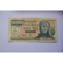 Billete Pesos Argentinos - Australes - Excelente Estado !!!