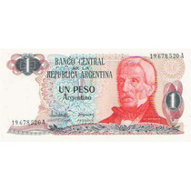 1 Peso Argentino De 1983 Sin Circular ¡aprovecha!