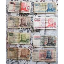 Billetes Antiguos Argentinos (lote)