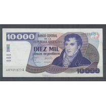 Argentina $ 10000 Argentinos Bottero 2641 Sin Circular Menos