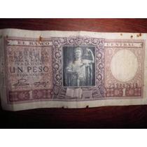 Billete Argentino 1 Peso B 73.944.761