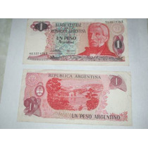 1 Peso Argentino Mb+..