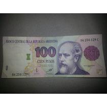 Billete De 100 Pesos Convertibles Primer Diseño