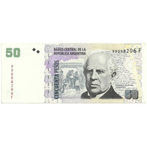 Gc - Argentina- $ 50 Convertibles - Bottero 3629 - Xf