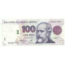 Argentina 100 Pesos Convertibles Mb Bot 3082