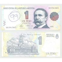 Argentina, Billete De 1 Peso Serie L De 1994