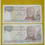 Billete Argentina Coleccion $ 1000 Ley 18188 Serie H I 1 Col