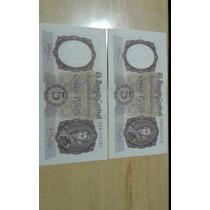 5 Pesos Moneda Nacional