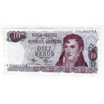 Barese2013 Bottero 2324 Reposicion 10 Pesos Ley