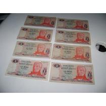 Billetes Antiguos:pesos Argentinos, Australes Y Ley 18188