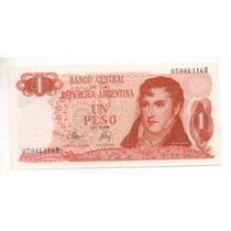 1 Peso Ley 18188 Año 1972 Bottero 2312 Cd 4003