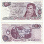 Argentina, Billete De 10 Pesos Ley 18188, Bottero 2334