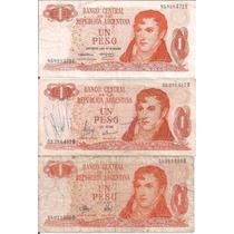 Billete Argentino, 1 Peso Ley 18.188