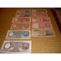 Lote De Billetes Moneda Nacional
