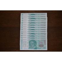 Billetes Antiguos 1 Austral (bottero 2807 Y 2808)