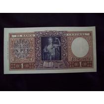 Billetes De 1 Peso Mn Serie D