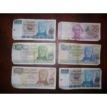 Billetes Y Monedas Antiguas
