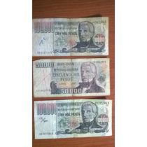Billetes Pesos Ley 50.000 / 100.000