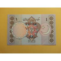 Billete - Rupia - Pakistan - Sin Circulacion